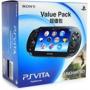 PS Vita PlayStation Vita - Wi-Fi Model (Uncharted: Golden Abyss Bundle) (Asia)
