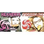 February & Heavenly [CD+DVD Limited Edition] (Japan)