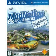 ModNation Racers: Road Trip (Asia)