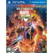 Ultimate Marvel vs. Capcom 3 (English Version) (Asia)