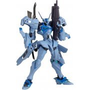 Revoltech Muv-Luv Alternative Series No. 007 Pre-Painted PVC Figure: Shiranui Type-94 United Nations Force (Japan)