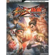 Street Fighter X Tekken Signature Series Guide (US)