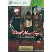 Devil May Cry HD Collection (Asia)