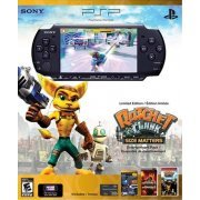 PSP 3000 Limited Edition Ratchet & Clank Entertainment Pack - Black (US)