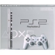 PlayStation2 Console Satin Silver (120V US NTSC Version) (US)