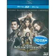 The Three Musketeers [3D+2D] (Hong Kong)