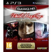 Devil May Cry HD Collection (Europe)