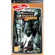 Monster Hunter Freedom Unite (PSP Essentials) (Europe)