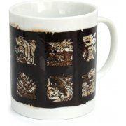 Monster Hunter Temperature Change mug cup  Monster (Japan)