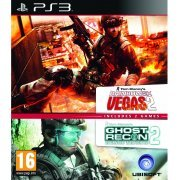 Tom Clancy's Rainbow Six Vegas 2 & Ghost Recon Advanced Warfighter 2 Double Pack (Europe)