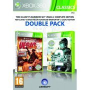 Tom Clancy's Rainbow Six Vegas 2 & Ghost Recon Advanced Warfighter 2 Double Pack (Classics) (Europe)