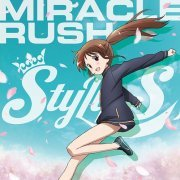 Miracle Rush (Saki Achiga Hen Episode Of Side-A Intro Theme) (Japan)