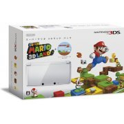 Nintendo 3DS (Super Mario 3D Land White Edition) (Japan)
