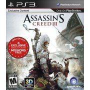 Assassin's Creed III (US)