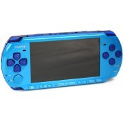 PSP PlayStation Portable Slim & Lite - Sky Blue / Marine Blue [Value Pack (PSPJ-30027)] (Japan)