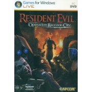Resident Evil: Operation Raccoon City (DVD-ROM) (Asia)