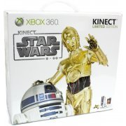 Xbox 360 Slim Console (320GB) Kinect Star Wars Limited Edition (Japan)