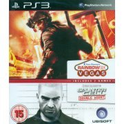 Tom Clancy's Splinter Cell Double Agent & Rainbow Six Vegas Double Pack (Europe)
