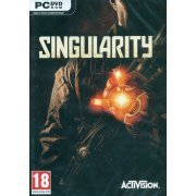 Singularity (DVD-ROM) (Europe)