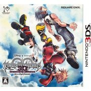 Kingdom Hearts 3D: Dream Drop Distance [Regular Edition] (Japan)