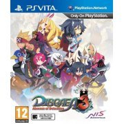 Disgaea 3: Absence of Detention (Europe)