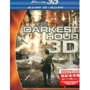 The Darkest Hour [Blu-ray 3D+Blu-ray] (Hong Kong)