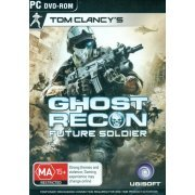 Tom Clancy's Ghost Recon: Future Soldier (DVD-ROM) (Asia)