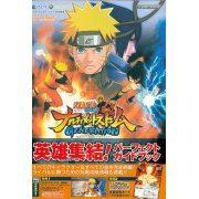 Naruto Shippuden: Ultimate Ninja Storm Generation Official Capture Guide Book (Japan)