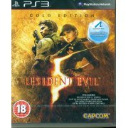Resident Evil 5: Gold Edition (Move Edition) (Europe)
