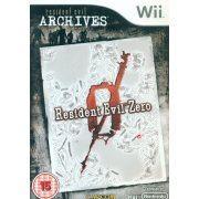 Resident Evil Archives: Resident Evil 0 (Europe)
