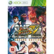 Super Street Fighter IV: Arcade Edition (Europe)