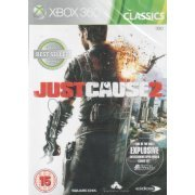Just Cause 2 (Classics) (Europe)