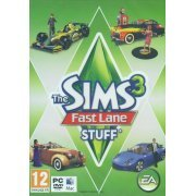 The Sims 3: Fast Lane Stuff (DVD-ROM) (Europe)