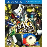 Persona 4: Golden (US)