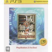 Shin Sangoku Musou 5 Empires (PlayStation3 the Best) (Chinese Version) (Asia)