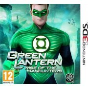 Green Lantern: Rise of Manhunters (Europe)