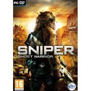 Sniper: Ghost Warrior (DVD-ROM) (Europe)