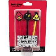 Angry Birds Large Character Stylus Set with Cleaning Cloth (Europe)