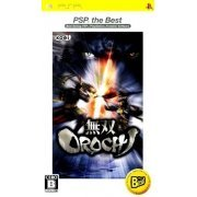 Musou Orochi (PSP the Best) [New Price Version] (Japan)