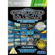 SEGA Mega Drive Ultimate Collection (Classics) (Europe)