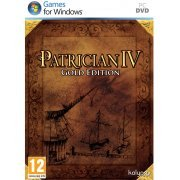 Patrician IV - Gold Edition (DVD-ROM) (Europe)