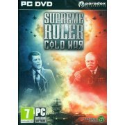 Supreme Ruler: Cold War (DVD-ROM) (Europe)