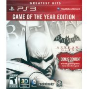 Batman: Arkham City (Game of the Year) (Greatest Hits) (US)