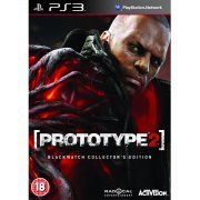 Prototype 2 (Blackwatch Collector's Edition) (Europe)