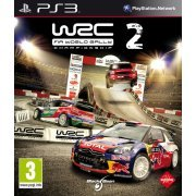 WRC 2: FIA World Rally Championship (Europe)