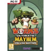 Worms Ultimate Mayhem (Deluxe Edition) (DVD-ROM) (Europe)