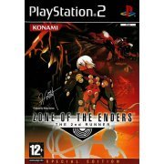 Anubis Zone of the Enders - The 2nd Runner (Europe)