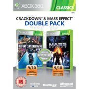 Crackdown & Mass Effect Double Pack (Classics) (Europe)