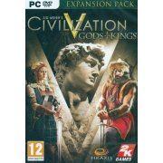 Sid Meier's Civilization V: Gods & Kings (Expansion Pack) (DVD-ROM) (Europe)