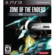 Zone of the Enders HD Collection (Asia)